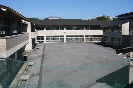 印西市立原山小学校 校舎